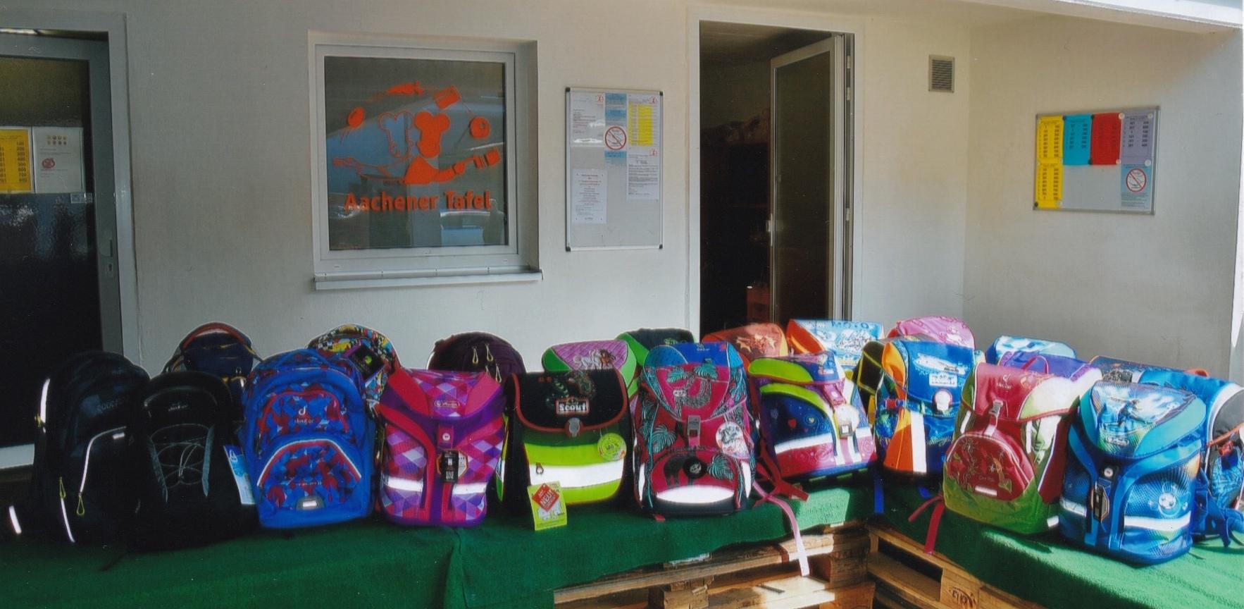 Schulranzen für Schulstarter